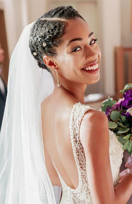 Bridal-Hairstyles-with-Veil