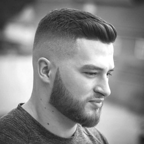 Crew-Cut-Hairstyle-For-Men