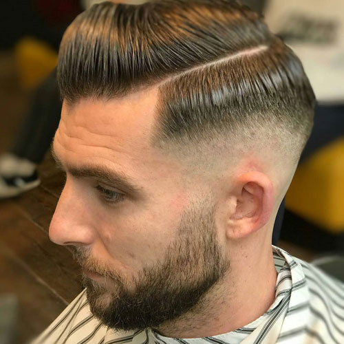 Hard-Side-Part-with-High-Fade-and-Full-Beard