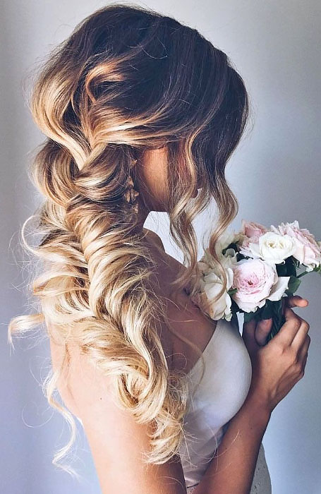 Long-Braided-Bridal-Hairstyle