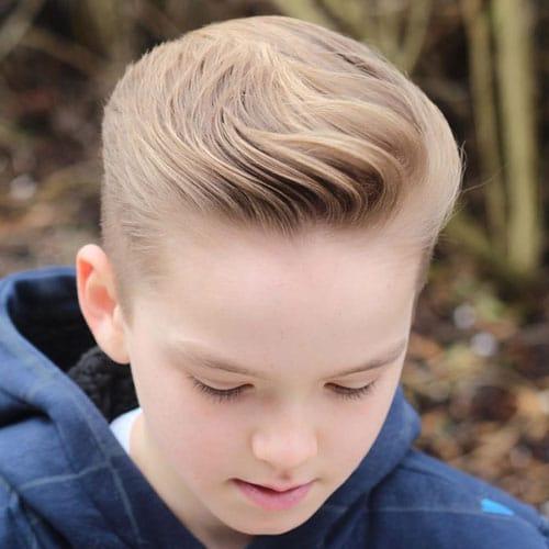 Wavy-Brushed-Back-Hair